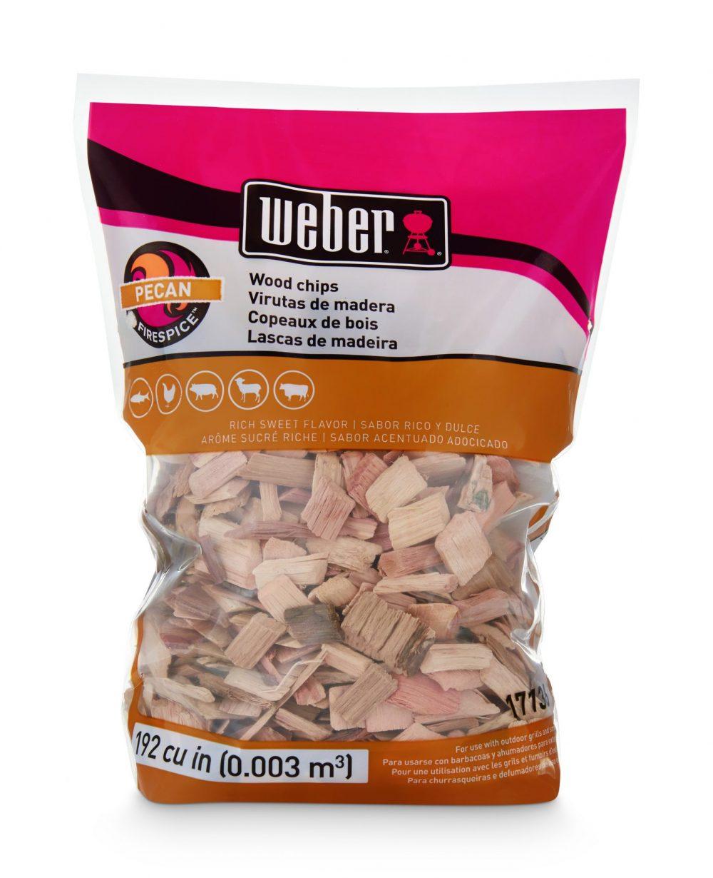 Weber® Firespice Smoking Wood Chips - Pecan - 900g