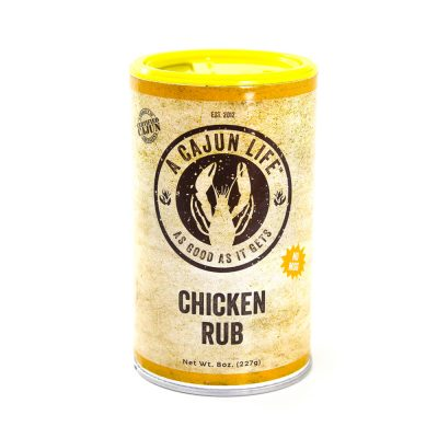 A Cajun Life™- Chicken Rub 855740007037