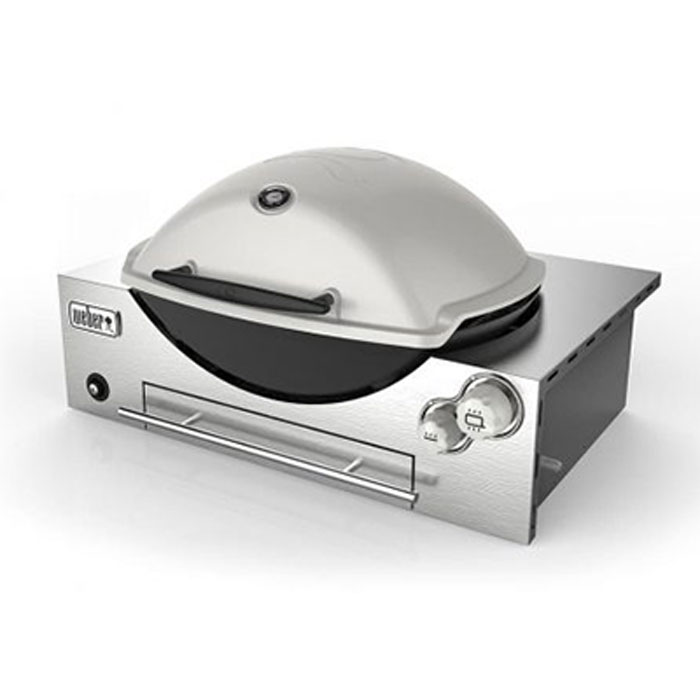 Weber® Built In (Q3600 - Titanium) LPG