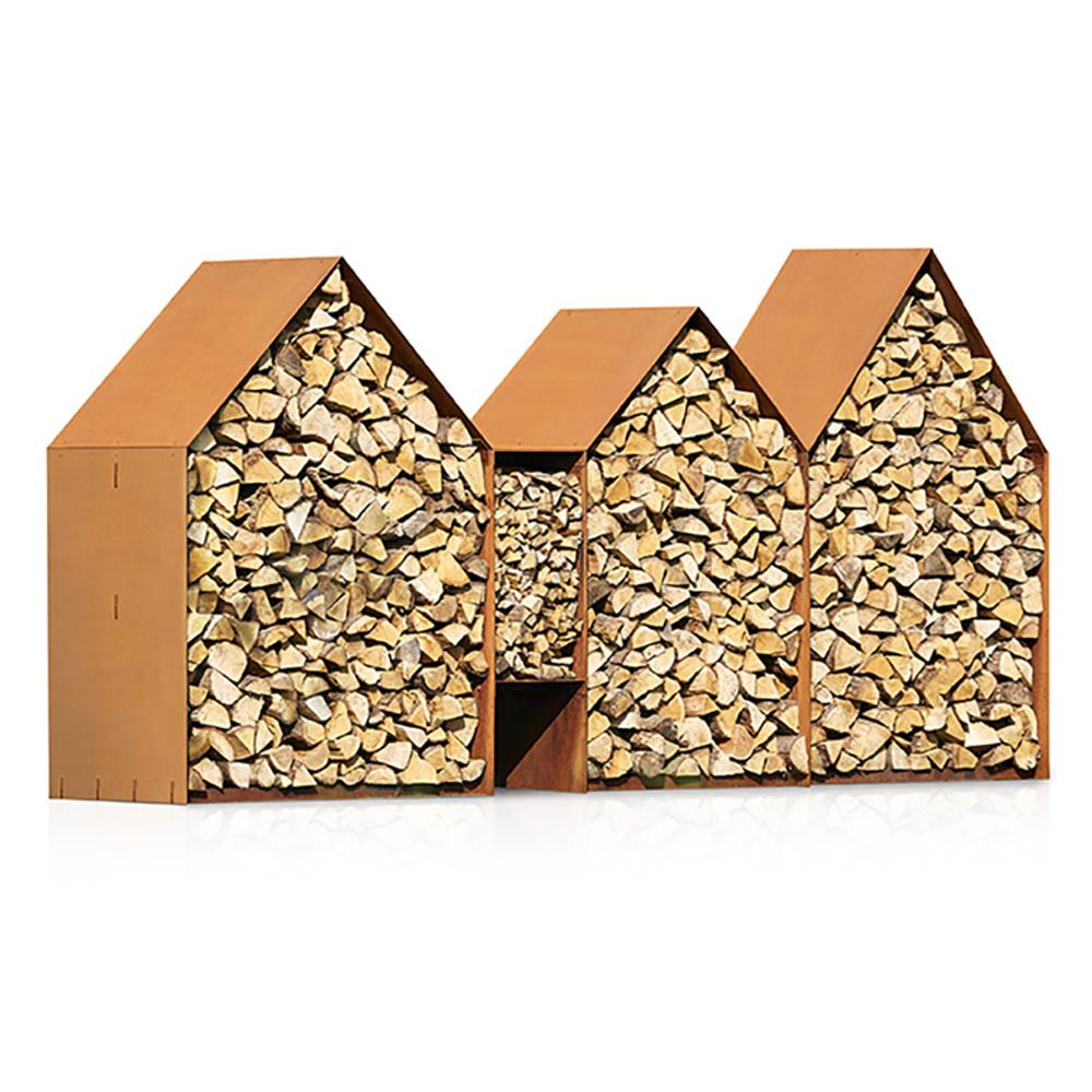 RB73 Wood Storage Burges