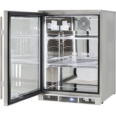 Rhino – ENVY 1 Door Alfresco Bar Fridge – Left Hinged