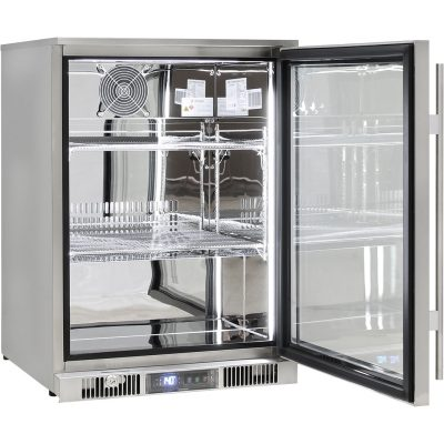 Rhino – ENVY 1 Door Alfresco Bar Fridge – Right Hinged