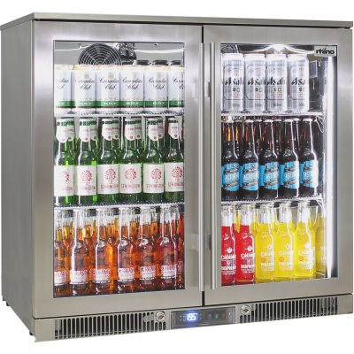 Rhino – ENVY 2 Door Alfresco Bar Fridge