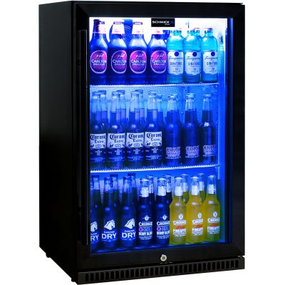 Schmick Alfresco Outdoor Bar Drinks Fridge Model SK118R-B