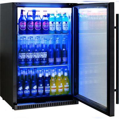 Schmick Alfresco Outdoor Bar Drinks Fridge Model SK118R-B