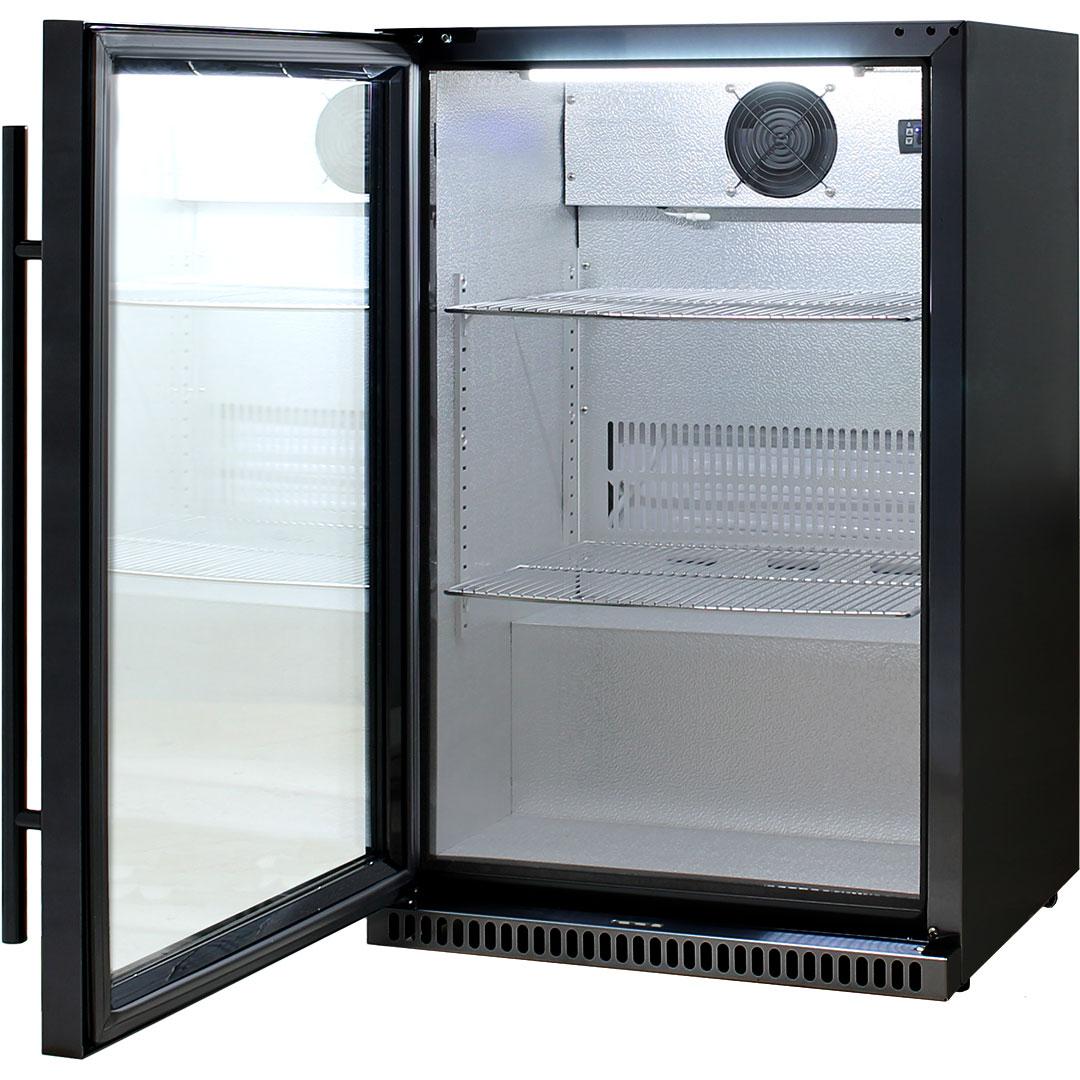 Schmick Glass Door Bar ridge SK118L-B 15