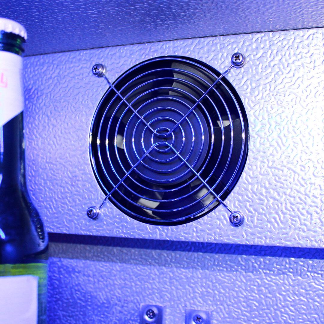 Schmick Alfresco Outdoor Bar Drinks Fridge Model SK118L-B