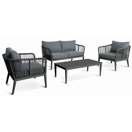 Shelta Savanne 4-Piece Casual Setting