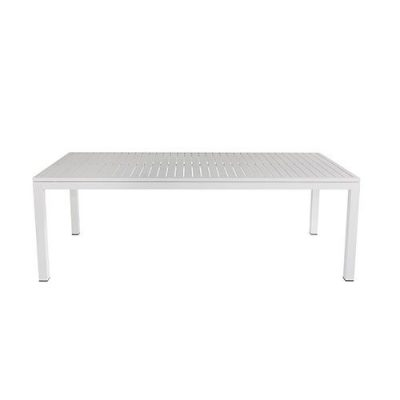 Shelta - River Aluminium Slat Dining Tables Premium RIVER - 220 x 100cm