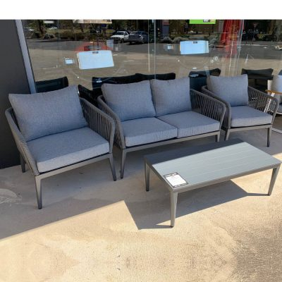 Shelta - Savanne 4pc Casual Setting