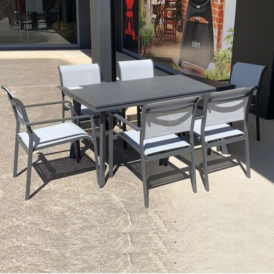 Shelta - Toulouse / Le Mans 7pc Dining Setting