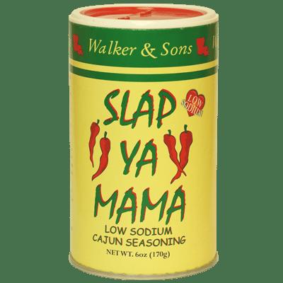 Slap Ya Mama - Low Sodium Cajun Seasoning