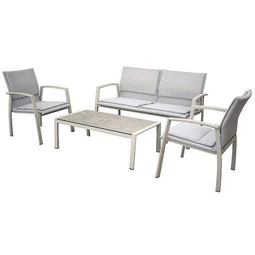 Shelta - Solano 4pc Casual Setting