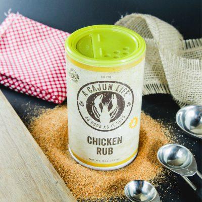 A Cajun Life™- Chicken Rub