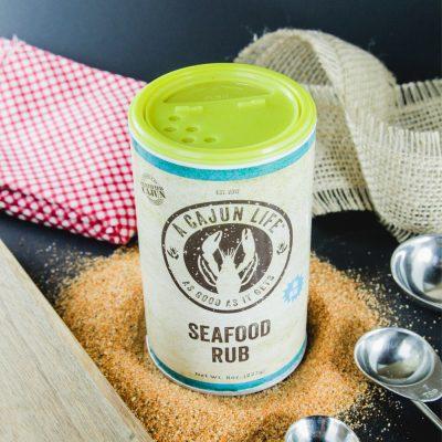 A Cajun Life™- Seafood Rub