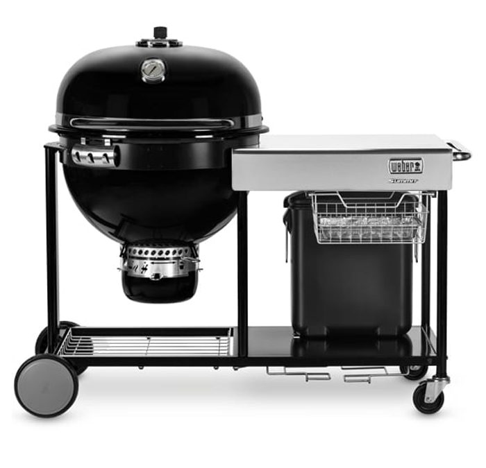 Weber Summit Charcoal Grill Enters the Kamado BBQ Market