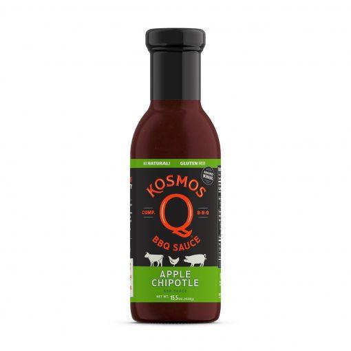 Kosmos Q - Sweet Apple Chipotle BBQ Sauce