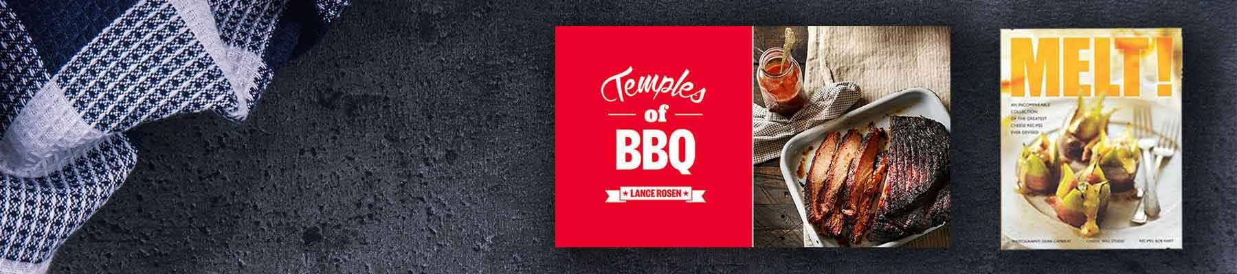 Temples of BBQ | Melt!