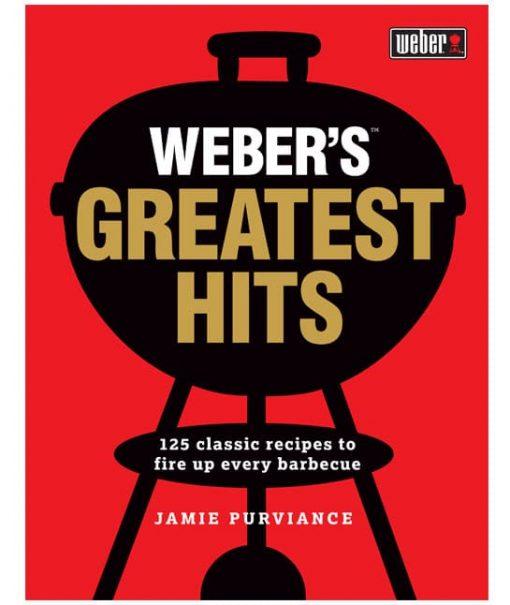 Weber – Greatest Hits Cookbook
