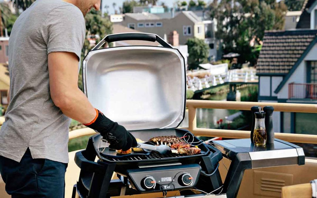 The Electric BBQ Has Arrived – Weber Pulse