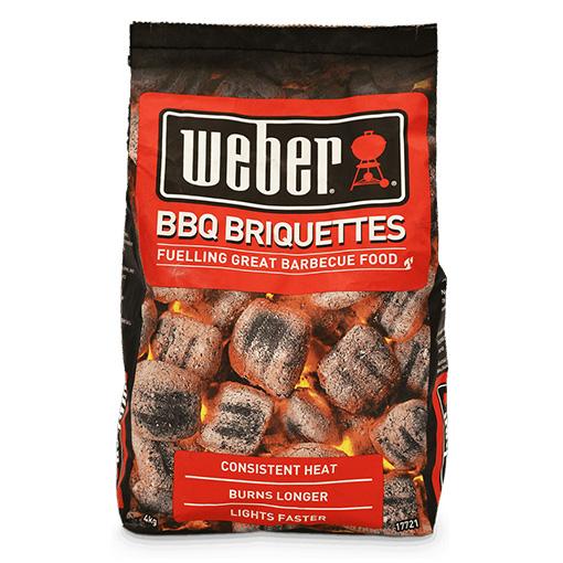 Weber BBQ Briquettes 4kg