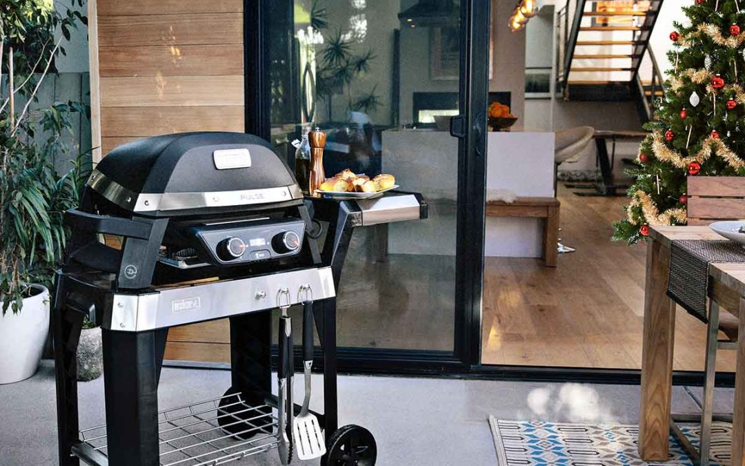 Aussie Christmas, Summer & Weber BBQ – The Perfect Combination
