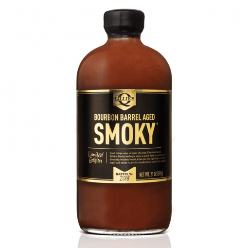Lillie's Q Limited Edition Bourbon Barrel Aged Smokey