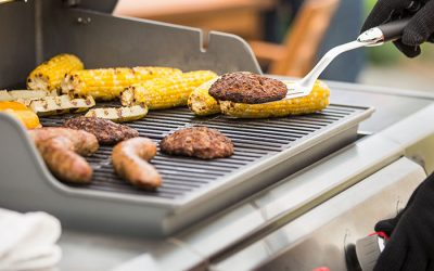Crank Up the BBQ, It's Finals Time!