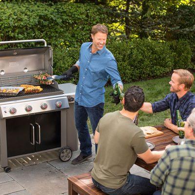 Genesis® II E-415 Barbecue
