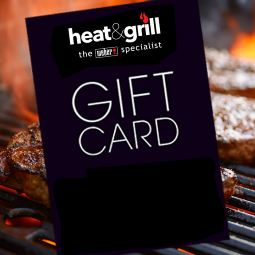 Heat & Grill Gift Card