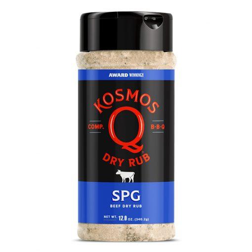 Kosmos Q SPG Beef Dry Rub