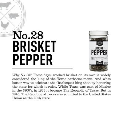 Lillie's Q Brisket Pepper
