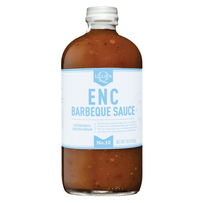 Lillie's Q ENC Barbecue Sauce