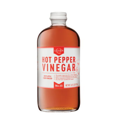 Lillies HOT PEPPER VINEGAR sauce