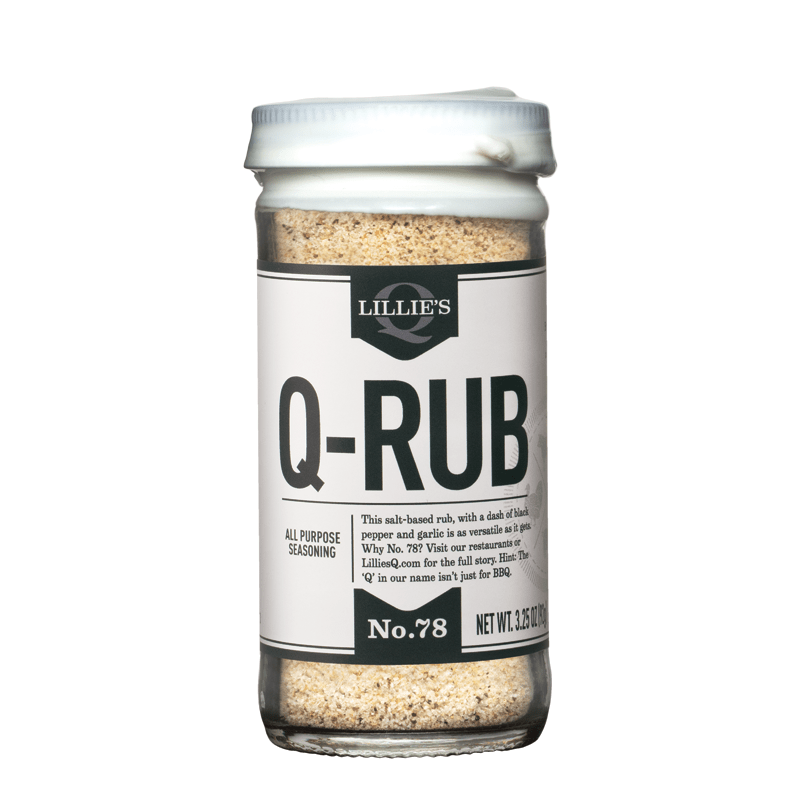Lillie's Q Q-Rub