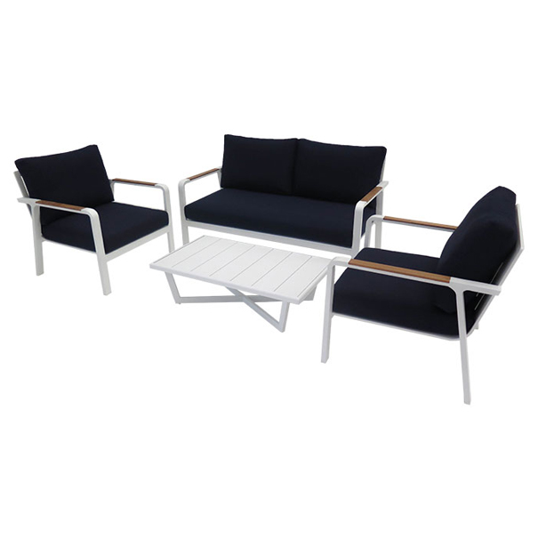 Shelta - HAVANA 4pc Casual Setting