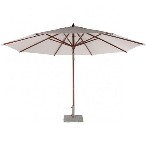 Shelta - Verona 400 Octagonal Umbrella – Terrazzo Delux Collection