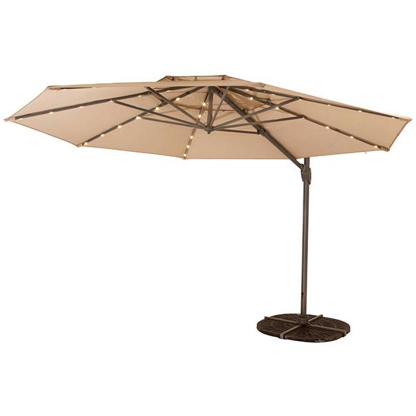 Shelta Windemere 3.3M Octagonal Cantilever Umbrella