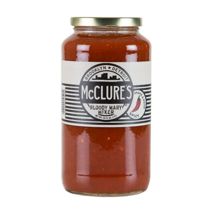 McClure's Bloody Mary Mix 946mL