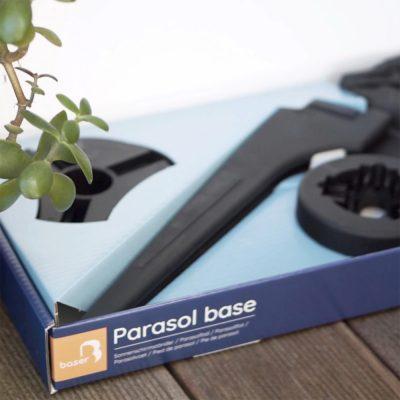 Baser Balcony Base 25kg - Dark Grey