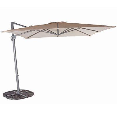 Shelta Lynden 2.8M Square Cantilever Umbrella