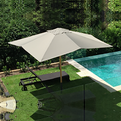 Made In The Shade - Size 10 - Square Umbrella