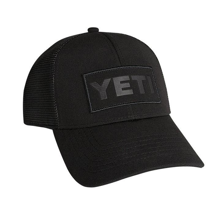 yeti-patch-trucker-hat-black-angle