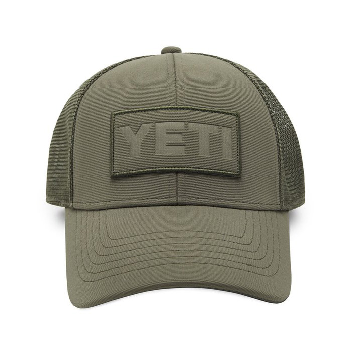 yeti-patch-trucker-hat-olive-front